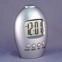 China LCD Talking Alarm Clock with Four-digit LCD Panel on sale