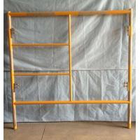China Portable Premium Scaffolding Metal Frames With C - Locks For House And Marine wholesale