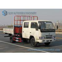 China 8M 10M DFAC High Altitude Operation Truck Hydraulic Aerial Cage Truck wholesale