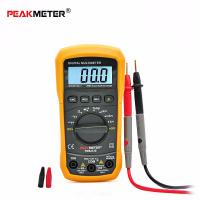 Buy cheap Frequency Test Auto Range Digital Multimeter 140mm × 67mm × 30mm High Safety from wholesalers