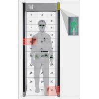 China Archway Body Scanner Walk Through Metal Detector Door Frame 400 Level Sensitivity wholesale