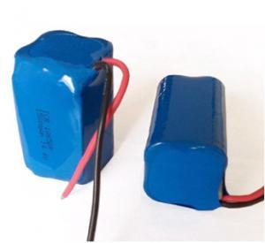 China Powerful 1500mAh Li-ion Battery Packs ICR18650-4S 14.4V , Golf Cart Battery Pack wholesale