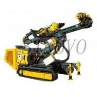 China Hydraulic Crawler Drills With High Rotation Speed for Double Motor Lifting Force 50KN wholesale