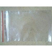 China Colored zip lock bag on sale