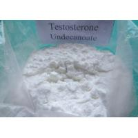 China High Purity  Raw Testosterone Powder 98% Testosterone Undecanoate Powder CAS 5949-44-0 wholesale
