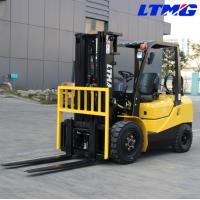 Buy cheap LTMG 3 ton mini dual fuel lpg gasoline propane forklift with side shift from wholesalers