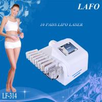 China 2015 NEWEST! 10 pads best i lipo machines for sale wholesale
