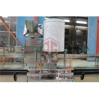 China Semi Automatic Plastic Bottle Filling Machine With Solenoid Control wholesale