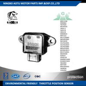 China CITROEN Throttle Positioning Sensor 9617220680 9603893880 90323839 3517022001 wholesale