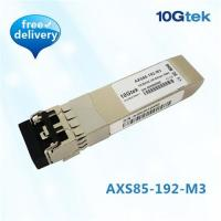 Buy cheap Cisco/Huawei/H3C/HP compatible SFP+ 10GBase-SR 850nm 300M (SFP-10G-SR) from wholesalers
