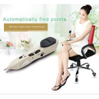 China Handheld Acupoint Acupuncture Pen , Fda Approved Meridian Energy Acupuncture Pen wholesale