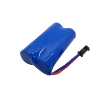 China 1200mAh Rechargeable 7.4 V 18650 Battery Pack For Massager wholesale