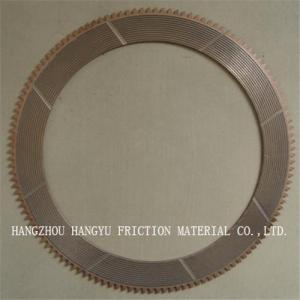 China Komatsu copper  friction discs 154-22-11230 wholesale