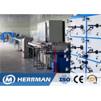 China PLC Control 12/24 Fiber Optic Cable Production Line Secondary Coating Machine wholesale