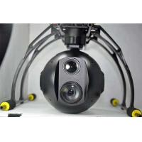 China 10* 20* 30* Optical EO/IR Sensor  Dual Zoom Camera and Target  Locking System For Military Drone Surveillance wholesale