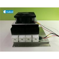 Buy cheap High Performance Peltier Thermoelectric Dehumidifier Semiconductor Condenser from wholesalers