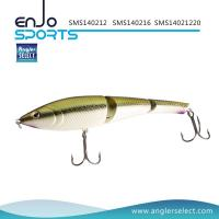 China Angler Select Multi-Section Fishing Tackle Shallow Lure with Vmc Treble Hooks (SMS140212) wholesale