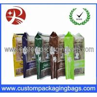 China Oxygen Resistance Printed Plastic Food Packaging Bags / Laminated Popcorn Bag wholesale