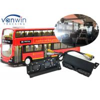 China TCP/IP server Wireless 3G 4G WIFI dialing bus people counter 4ch MDVR system on sale