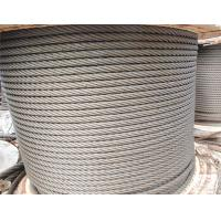 China Galvanized Stainless Steel Wire Rope With T/S MIN 1865MPa For Aviation wholesale