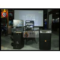 China Professional 4D Cinema System with Digital Control Machine wholesale