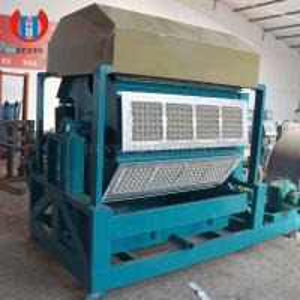 China carton paper pulp recycled egg tray making machine,egg carton machine 1000-5000pcs/h on sale