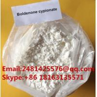 Buy cheap Raw Anabolic Androgenic Steroids Boldenone Cypionate CAS 106505-90-2 For Muscle from wholesalers