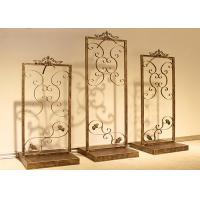 China Carving Design Clothing Shop Display Furniture With Excellent Spraying Surface wholesale