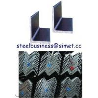 China Hot Rolled Steel Angle Bar wholesale