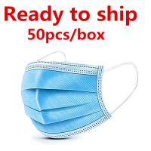China Fringe Seal  FFP1 Dust Mask Folded High Air Permeability 50 Pcs Per Box wholesale