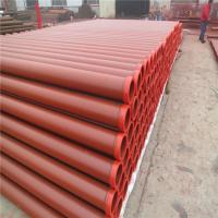 """China Concrete Pump Weld Pipe SK125/5.5"""" 4.5mm 85Bar wholesale"""