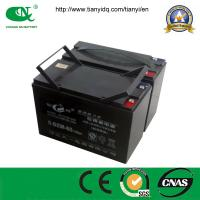 China Sealed Lead Acid Battery 12V40ah Electric Tricycle Battery wholesale