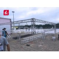 China Durable Strengthen Box Truss System Aluminium Stage Truss For Commodity Fair wholesale