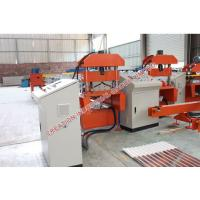 China Metal Roof Ridge Capping Panel Manufacturing Machine with 13 Sets Steel Rolling Mill wholesale