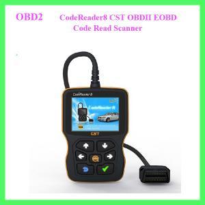 China CodeReader8 CST OBDII EOBD Code Read Scanner wholesale