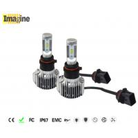 China LED headlight replacement bulb, P13w LED Car Headlight Bulbs 12V 24V 36W 4000lm Fast Heat Dissipation wholesale