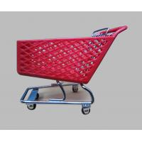 China Supermarket shopping cart / Retail Shop Equipment for groceries wholesale