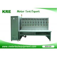 China Two Current Source Single Phase Meter Test Bench 6 - 48  Positions With ICT Class 0.05 wholesale