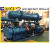 China Mining Exploitation High Pressure Roots Blower With Discharge Pressure Gauge wholesale