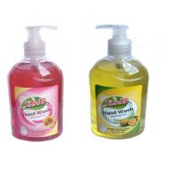 China Mineral House Cleaning Products Fruity Antibacterial Hand Wash Liquid Soap / Hand Sanitizer wholesale