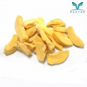 China Freeze Dried Yellow Peach wholesale
