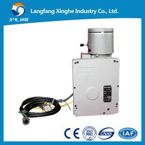 China LTD63 HOIST FOR SUSPENDED PLATFORM / SUSPENDED CRADLE / GONDOLA wholesale