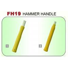 China F19 hammer fiberglass handles hammer fiber glass handles wholesale