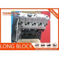China Long Engine Cylinder Block For Hyundai H1 D4BB D4BH / Mitsubishi 4D56T D4BH wholesale