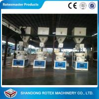 China YGKJ560 Wood Pellet Production Line Green Blue White 1-1.5 Ton Per Hour on sale