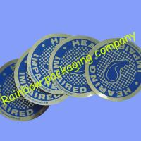 China Food Packaging Films , Self Adhesive Sticker Paper For Supermarket on sale