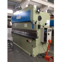 China Hydraulic Press Brake Machine / Plate Bending Machine 63 Ton WC67Y-63/2500 on sale