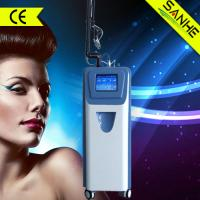 China Acne Scars Removal 10600nm Fractional Rf Laser , Co2 Fractional Laser Machine For Salon wholesale