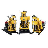 China SRXY-130 CORE WATER WELL DRILLING RIG water well drilling machine portable well drilling rig hydraulic water well drill on sale
