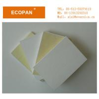 China Noise / Sound Absorbing Glass Fiber Board Insulation , Acoustical Ceiling Panels 12mm wholesale